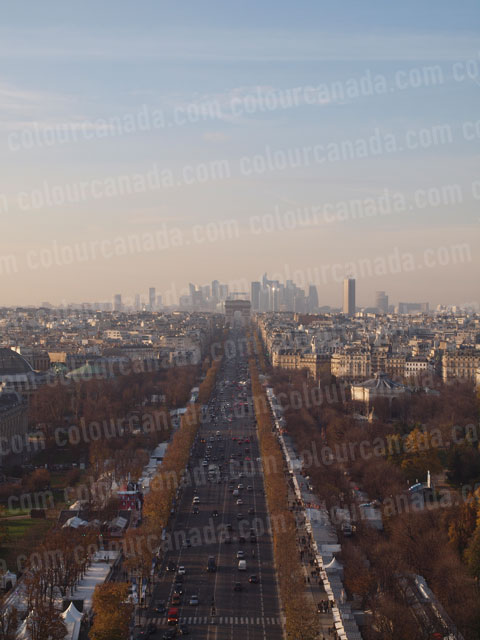 Champs Elysee (1) | Cheap Stock Photo