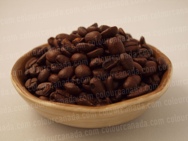 Coffee Beans in a bowl | Cheap Stock Photo